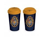 Hogwarts Crest Travel Mug (PREORDER FEB) из фильма Harry Potter