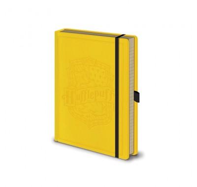 Ежедневник Пуффендуй (Hufflepuff Notebook) из фильма Гарри Поттер