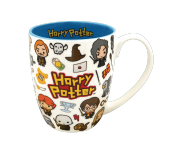 Harry Potter Kawaii Collage Mug из фильма Harry Potter