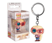 Luna Lovegood With Glasses Keychain (PREORDER ZS) из фильма Harry Potter
