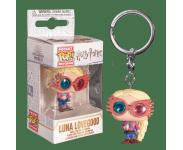 Luna Lovegood With Glasses Keychain из фильма Harry Potter