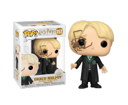 Draco Malfoy with Whip Spider из фильма Harry Potter