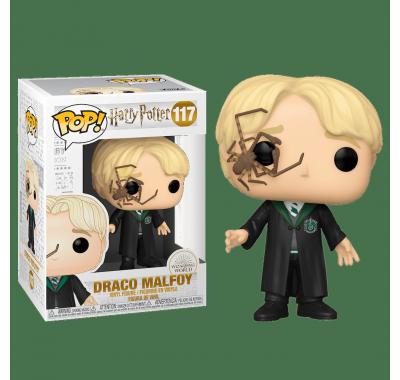 Драко Малфой с пауком (Draco Malfoy with Whip Spider) из фильма Гарри Поттер