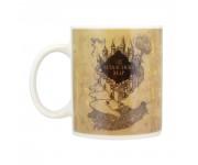 Marauders Map Heat Change Mug V2 Paladone (PREORDER ZS) из фильма Harry Potter
