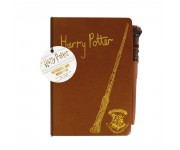 Harry Potter Notebook and Wand Pen Paladone (PREORDER ZS) из фильма Harry Potter