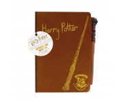 Harry Potter Notebook and Wand Pen Paladone из фильма Harry Potter