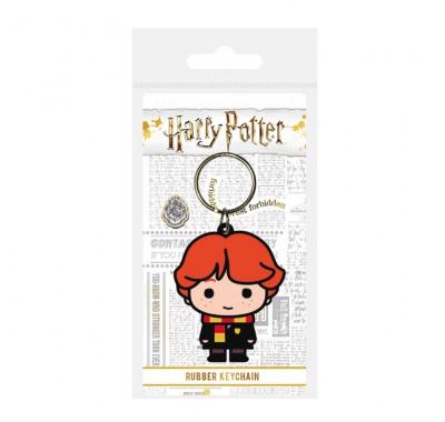 Брелок Рон Уизли чиби резиновый (Ron Weasley Chibi Rubber Keychain) из фильма Гарри Поттер