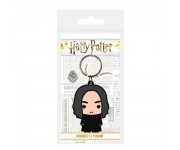 Severus Snape Chibi Rubber Keychain из фильма Harry Potter