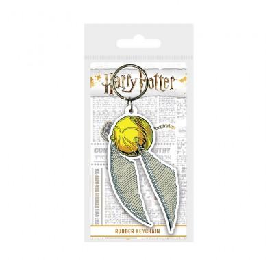 Брелок Снитч резиновый (Snitch Rubber Keychain) из фильма Гарри Поттер