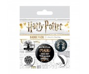 Harry Potter Symbols Badge Pack из фильма Harry Potter