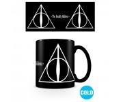 The Deathly Hallows Heat Changing Mug (PREORDER FEB) из фильма Harry Potter
