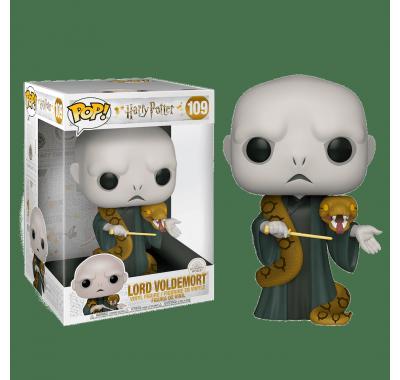 Волан-де-Морт с Нагайной 25 см (Voldemort with Nagini 10-inch) из фильма Гарри Поттер