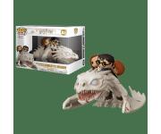 Harry, Hermione and Ron Riding Gringotts Dragon Ride из фильма Harry Potter