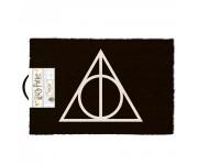 Harry Potter Deathly Hallows door mat Pyramid (PREORDER ZS) из фильма Harry Potter