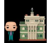 Butler with Haunted Mansion Town (Эксклюзив Disney Store) из серии The Haunted Mansion