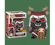 Krampus with Kid со стикером (Эксклюзив Hot Topic) из серии Holidays