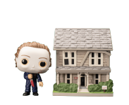 Michael Myers with Myers House Town (preorder WALLKY) из фильма Halloween