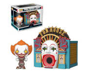 Demonic Pennywise and Funhouse из фильма It: Chapter Two