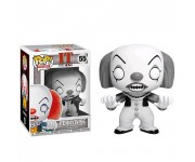 Pennywise Clown Black and White (Эксклюзив Rhose Island Comic Con) (preorder WALLKY) из фильма IT Stephen King