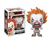 Pennywise with Teeth (Эксклюзив) (preorder WALLKY) из фильма IT Stephen King