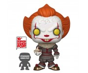 Pennywise with Boat 10-inch из фильма It: Chapter Two