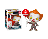 Pennywise with Balloon (Preorder ZSS) из фильма It: Chapter Two