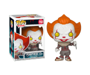 Pennywise with Blade (Эксклюзив Walmart) (preorder WALLKY) из фильма It: Chapter Two