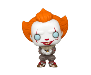 Pennywise with Glow Bug (Эксклюзив Gamestop) (preorder WALLKY) из фильма It: Chapter Two