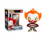 Pennywise with Skateboard (Эксклюзив Hot Topic) (preorder WALLKY) из фильма It: Chapter Two