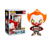 Pennywise with Skateboard со стикером (Эксклюзив Hot Topic) из фильма It: Chapter Two
