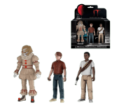 Pennywise, Stan and Mike Action Figure 3-Pack (PREORDER ZS) из фильма IT