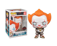 Pennywise with Glow Bug (Эксклюзив Gamestop) (preorder WALLKY) из фильма It: Chapter Two 877