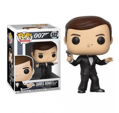 Джеймс Бонд Роджер Мур (James Bond Roger Moore) из фильма Джеймс Бонд: Шпион, который меня любил