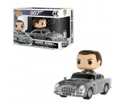 James Bond with Aston Martin Ride из фильма James Bond: Goldfinger