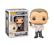 James Bond Daniel Craig со стикером (Эксклюзив Specialty Series) из фильма James Bond: Spectre