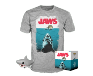 Jaws 6-inch Pop and Tee (Размер XL) из фильма Jaws