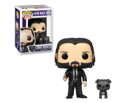 John Wick with Dog из фильма John Wick