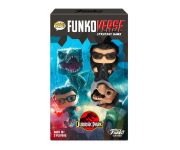Ian Malcolm and Tyrannosaurus Rex Funkoverse Strategy Game 2-Pack (PREORDER ZS) из фильма Jurassic Park