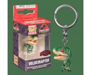 Velociraptor with Red Eyes Keychain (Эксклюзив Box Lunch) из фильма Jurassic Park