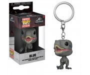 Blue keychain из фильма Jurassic World: Fallen Kingdom