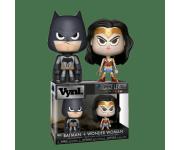 Batman and Wonder Woman Vynl 2-Pack из фильма Justice League DC Comics