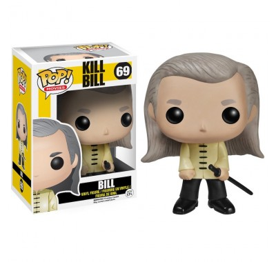 Билл (Bill (Vaulted)) из фильма Убить Билла