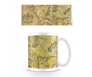 Middle-Earth Map Mug из фильма The Lord of the Rings