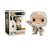 Gandalf the White with Sword со стикером (Эксклюзив Hot Topic) из фильма The Lord of the Ring