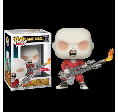 Слепой Гитарист без маски со стикером (Coma-Doof Warrior unmasked (Эксклюзив Target)) из фильма Безумный Макс: Дорога ярости