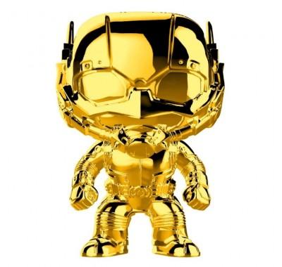 Человек-муравей золотой хром (Ant-Man gold chrome) из серии Студия Марвел: Первые десять лет
