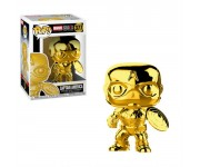 Captain America gold chrome из серии Marvel Studios: The First Ten Years