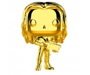 Gamora gold chrome из серии Marvel Studios: The First Ten Years