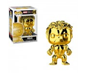 Hulk gold chrome из серии Marvel Studios: The First Ten Years