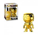 Iron Man gold chrome из серии Marvel Studios: The First Ten Years